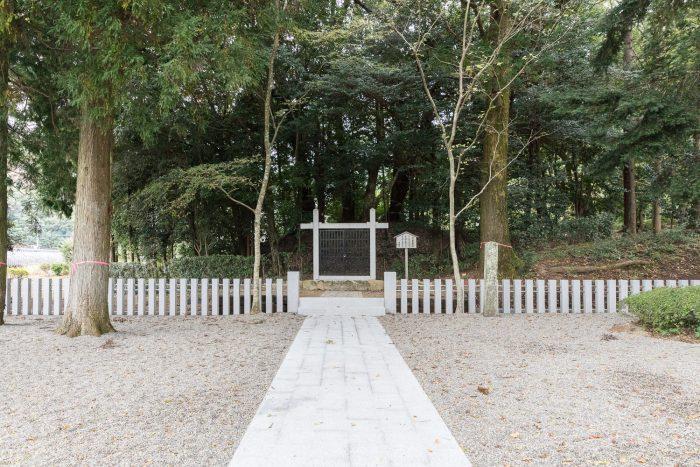 ニニギノミコト御陵墓参考値