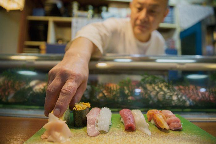 てっちゃん寿司