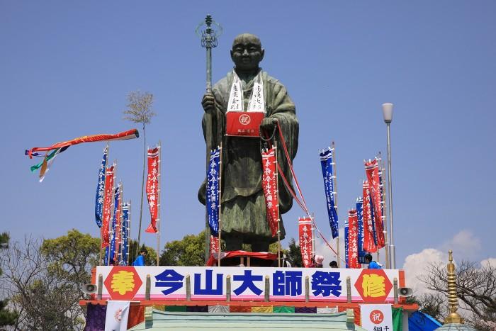 延岡大師祭 平成29年4月16日会場風景